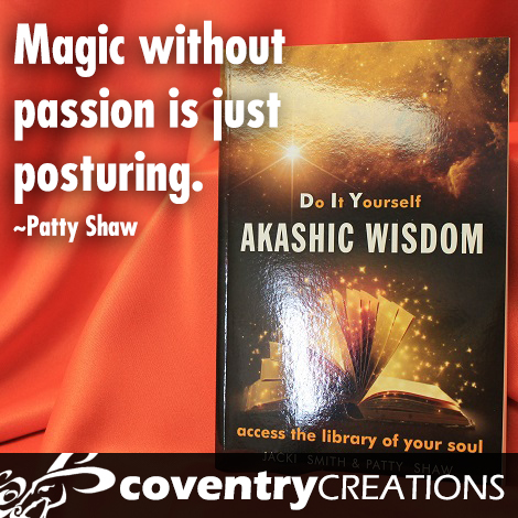Magic without passion is just posturing