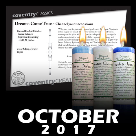 Dreams Come True Spell - Channel Your Unconscious